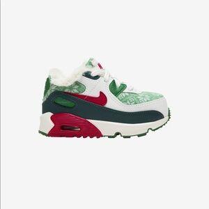 Nike Air Max 90 Infant Christmas Sneaker